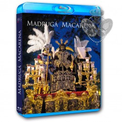 BluRay Madrugá Macarena