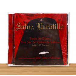 CD de marchas 'Salve, Baratillo'