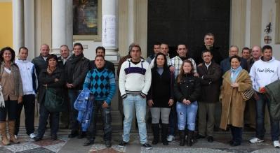 Noticia_Visita Costaleros Cristo Vive (2)
