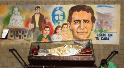 Reliquias de San Juan Bosco