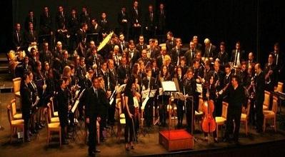 """Banda Municipal  de Música """"Maestro Enrique Galán"""" de Rota"""