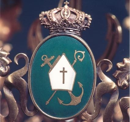 Escudo corona