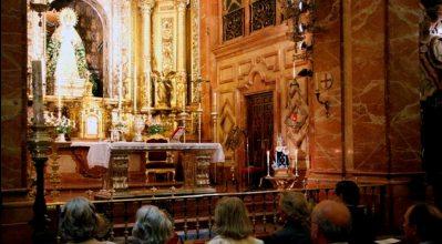 Misa en la Basílica