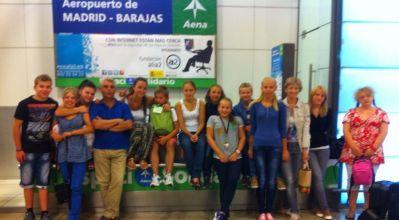 MARCHA niños bielorrusos