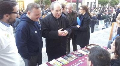 Arzobispo y Juventud_Portada