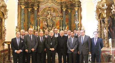 Recepción Arzobispo_Portada