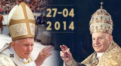 canonizacion papas
