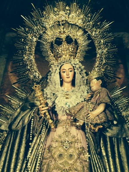 Virgen Rosario mayo2014