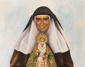beatificacion madre maria purisima cartel