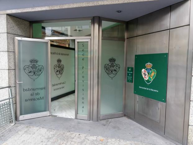 Sede provisional Secretaría