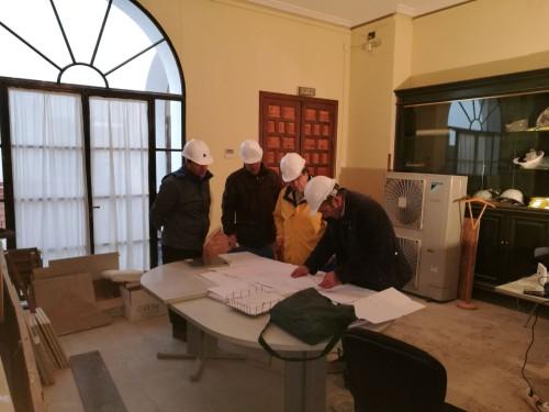 El arquitecto director explica el proyecto