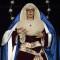 La Virgen ataviada para la Cuaresma