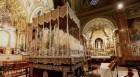 Basílica en Semana Santa