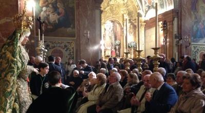 Veteranos Macarenos, un programa de la Asistencia Social
