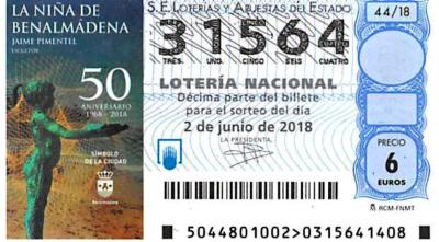 Lotería fecha coronación 31564