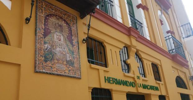 Fachada nueva Casa de Hermandad