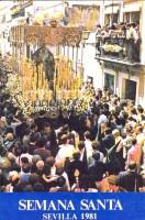 De Relator a Parras. Cartel Semana Santa 1981