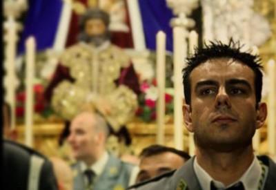 Francisco Moraza, director de la Banda de la Centuria. Foto: Fernando García Arcos.