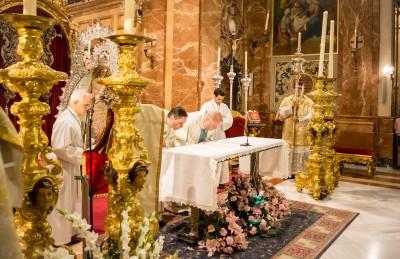 Misa Solemne Rosario