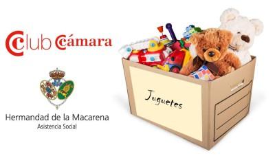 Campaña UPS juguetes