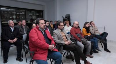 Reunión Archivo Histórico