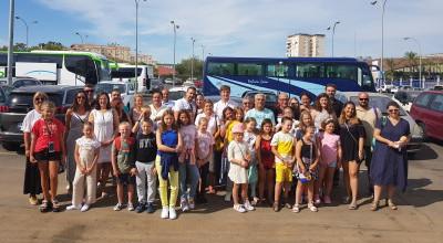 Programa Acogida Niños Bielorrusos 2019