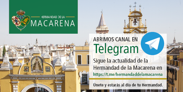 La Hermandad en Telegram