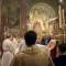 Misa festividad de la Virgen del Rosario