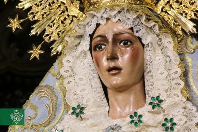 Virgen de la Esperanza Adviento 2019. Álvaro Heras.