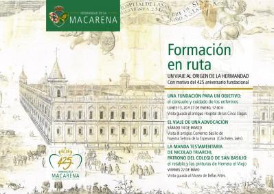 CARTEL FORMACION EN RUTA 2020
