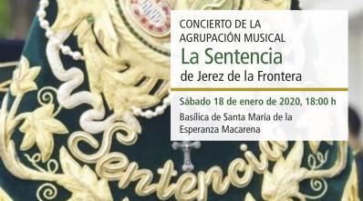 Concierto De La Agrupacion Musical La Sentencia De Jerez