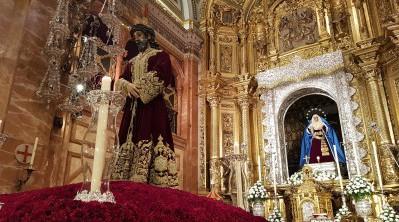 Vía Crucis extraordinario